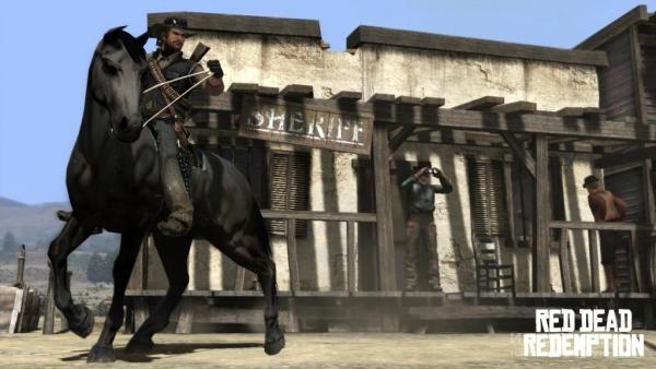 Red Dead Redemption в GotY-обертке