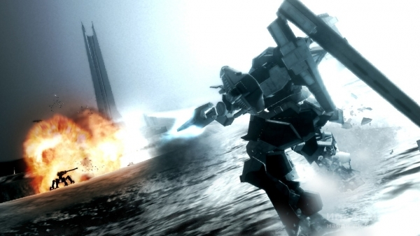 Armored Core 5 перенесли!!!