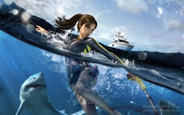 Tomb Raider для PS3 выйдет 22 марта