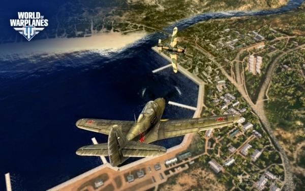 Запущен официальный промо-сайт нового проекта Wargaming.net - World of Warplanes