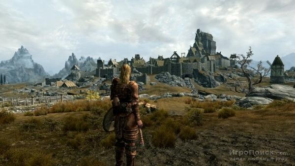 Gamescom 2011: Некоторые размышления относительно последней демо Skyrim