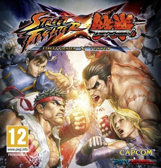 Трейлер Street Fighter X Tekken с GamesCom 2011