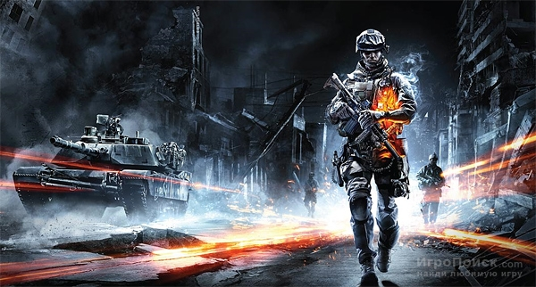"Battlefield 3 - Трейлер  ""Back to Karkand"""