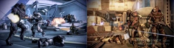 Что чирикают о Mass Effect 3