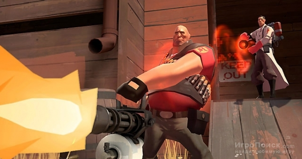 Игроки Team Fortress 2 заработали более 2 миллионов долларов на продаже игровых предметов
