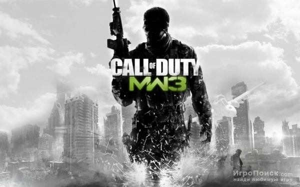 Подробности первого дополнения для Modern Warfare 3