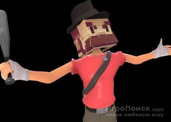 Valve сделала эксклюзивную шляпу в Team Fortress 2 для создателя игры Minecraft