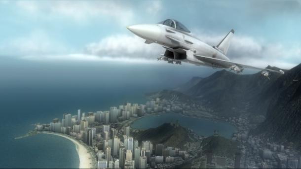 Новые самолеты для H.A.W.X. 2