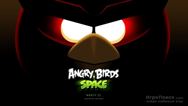 Трейлер Angry Birds Space