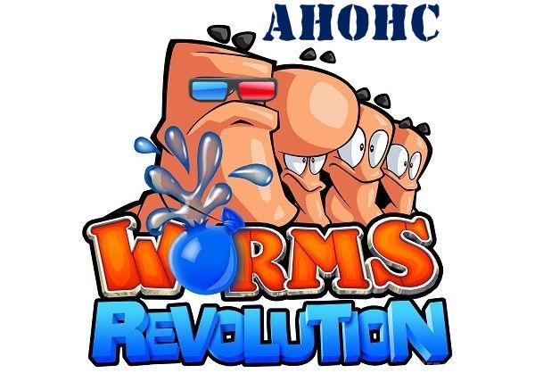 Анонсирована игра Worms Revolution