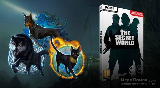 Открыт предзаказ игры The Secret World