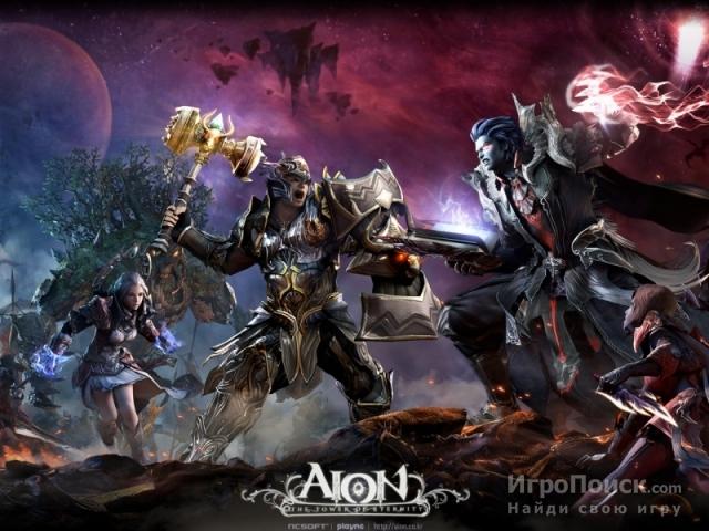 Мир Aion готовится к обновлению