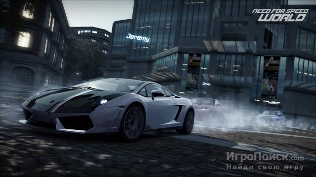 3 миллиона гонщиков в Need for Speed: World