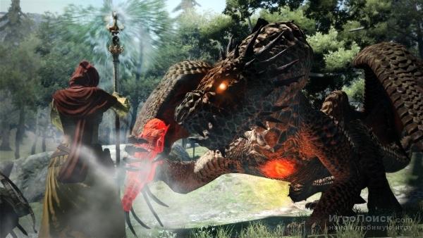 Анонсирована демо версия игры Dragon's Dogma