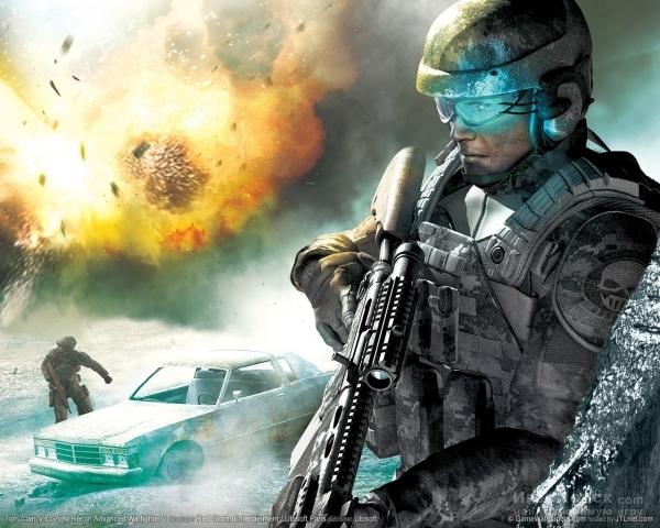 Ubisoft Entertainment выпустила новый трейлер к игре Ghost Recon: Future Soldier