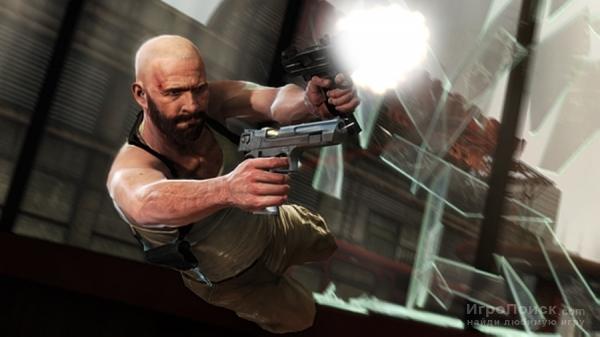 Rockstar готовит к выходу комиксы для Max Payne