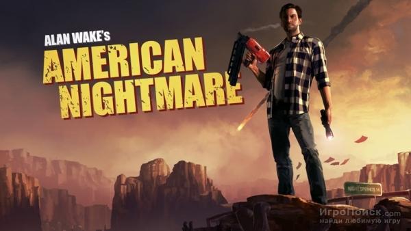 Alan Wake's American Nightmare направляется на РС