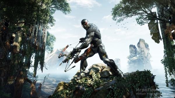 Информация об уровне графики консольных версий Crysis 3