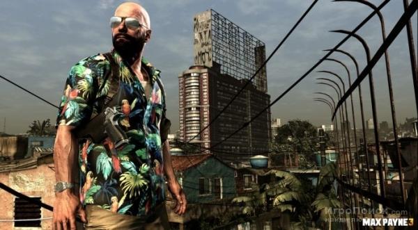 Max Payne 3 для Xbox 360 выйдет на двух дисках