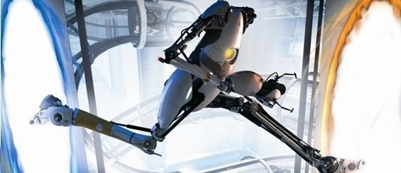 Геймплей DLC для Portal 2