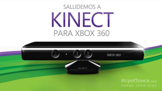 Kinect для PC (FAAST)