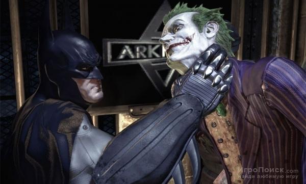 Batman Arkham Asylum-ужас на крыльях ночи...