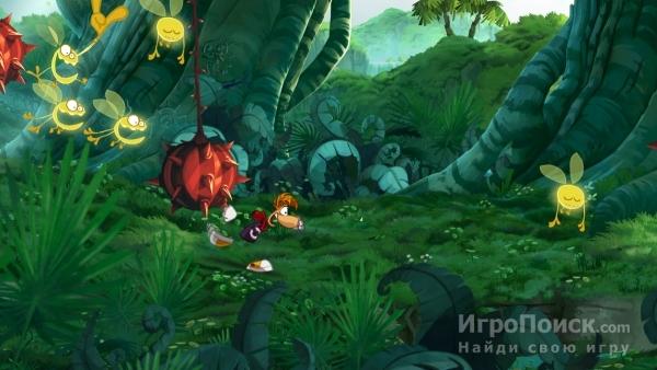 Launch-трейлер Rayman Origins