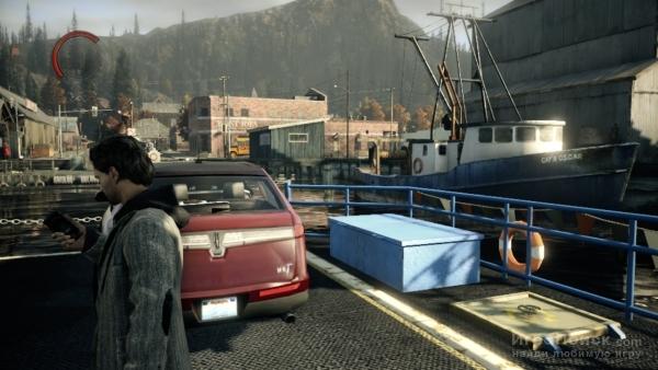 Объявлена дата выхода коробочной версии Alan Wake для PC