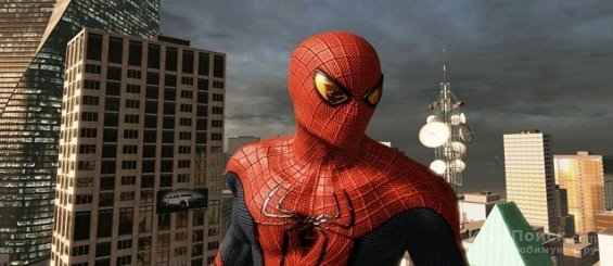 The Amazing Spider-Man - новый трейлер