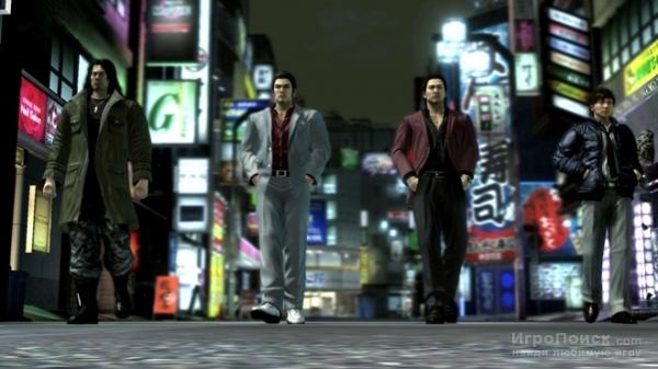 Слух об анонсе Yakuza 5