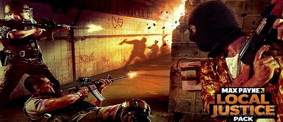 Max Payne 3 - трейлер первого DLC Local Justice