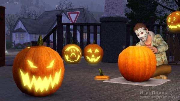 Новое дополнение для The Sims 3