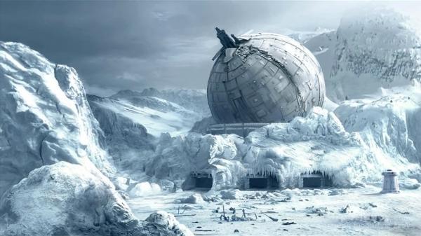 Слух: Первые концепт-арты Star Wars: Battlefront Online