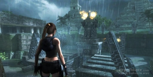 Square Enix предлагает бесплатно поиграть в Tomb Raider: Underworld