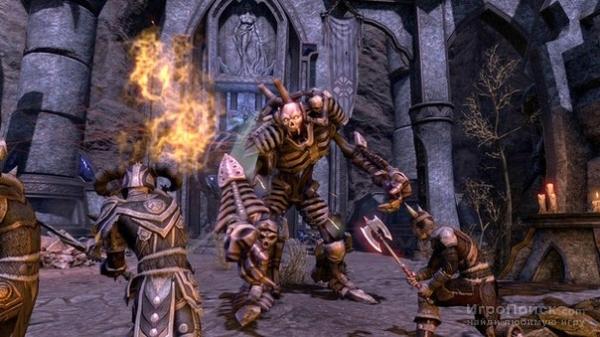 Регистрация на открытое бета-тестирование игры The Elder Scrolls Online открыта!
