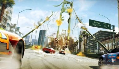 Сотрудник Criterion Games намекает на Burnout Paradise 2