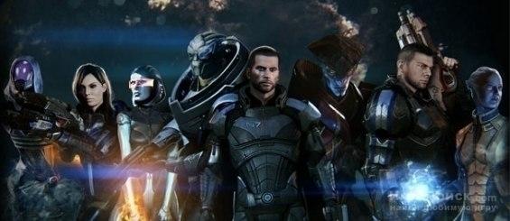 Новая часть Mass Effect без цифры 4 в названии