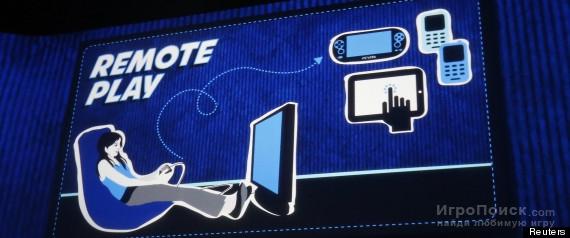 PlayStation 4 сможет работать в паре с устройствами на iOS и Android