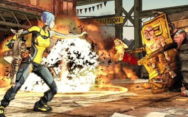 Разработчики Borderlands 2 работают над новым дополнением к игре
