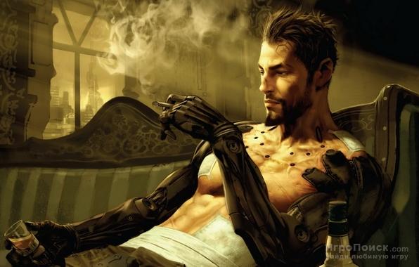 Рассекречена Deus Ex: Human Defiance
