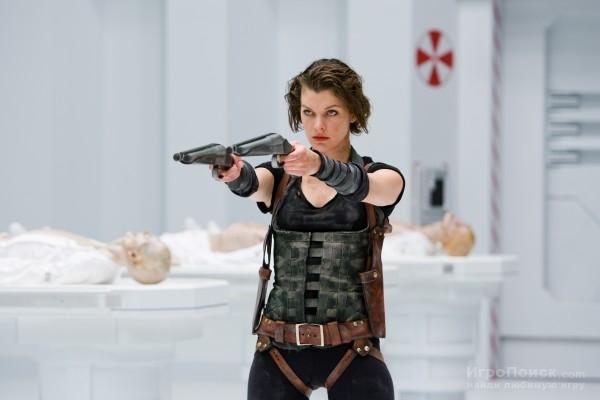 Resident Evil фильм в 2012 году