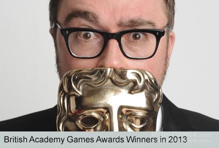 BAFTA Game Awards 2013. Победители