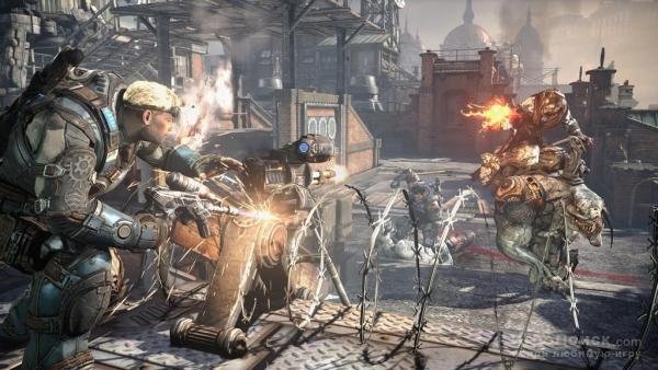 Предстартовый ролик Gears of War: Judgment