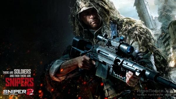 Трейлер запуска Sniper Ghost Warrior 2 - работа снайпера