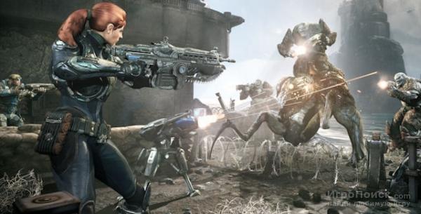 В новом видео Gears of War: Judgment были представлены главные герои