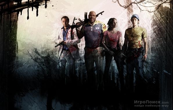 Resident Evil 6 скрестят с Left 4 Dead 2