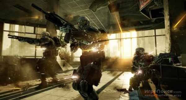 "Композитор ""Темного рыцаря"" написал музыку для Crysis 2"