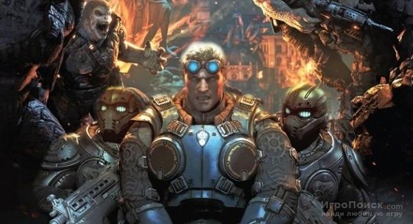Пресса считает Gears of War: Judgment одним из лучших шутеров