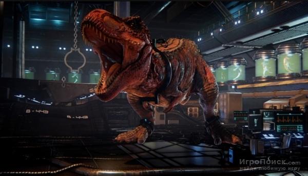 Primal Carnage: Genesis выйдет на PlayStation 4