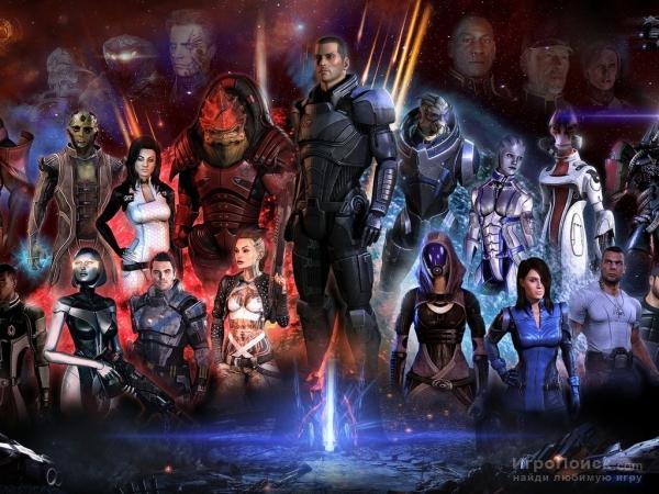 Грандиозный финал - Mass Effect 3 Extended Cut + DLC Edition
